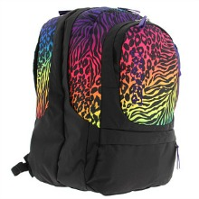 JanSport Multi Animal Print Backpack